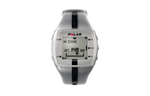 Polar FT4M silver